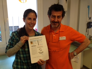 Ganador concurso ortodoncia lingual madrid