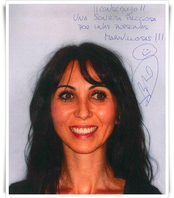 testimonio de ortodoncia de Raquel