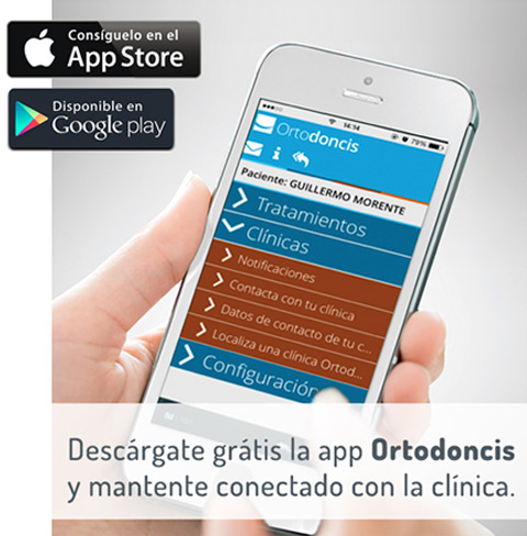 Aplicación Ortodoncis