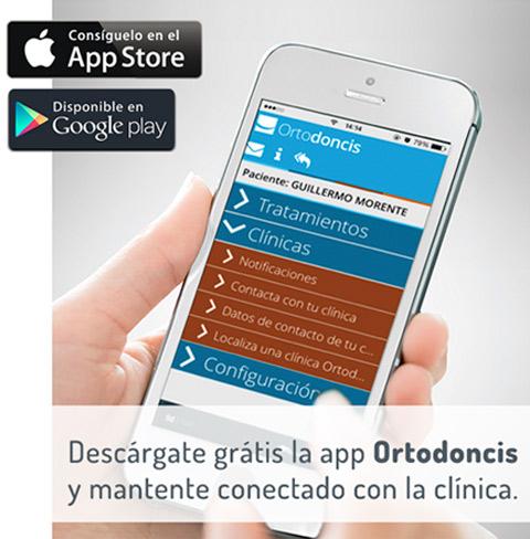 Aplicación Ortodoncis